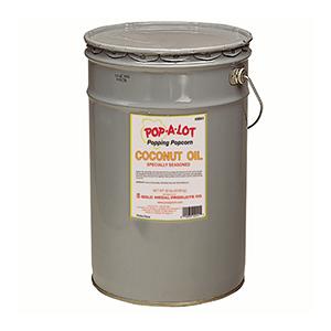 Oil, 50lb Pail Coconut Oil with Butter Flavor
