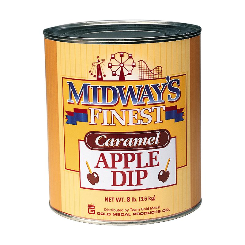 Caramel Dip, 8lb Can
