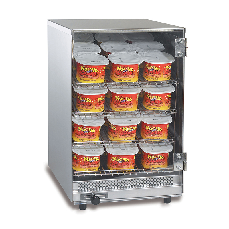 Compact Portion Pak Cheese Warmer- Used