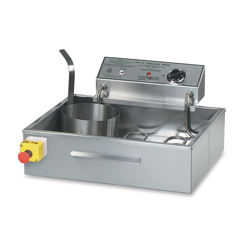 Electric Funnel Cake Fryer Rental