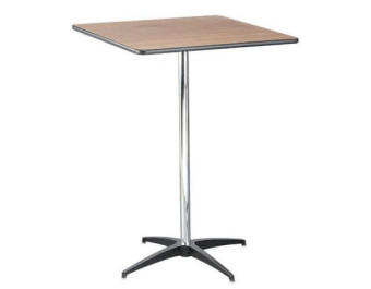 "36"" Square Bistro Table Rental"
