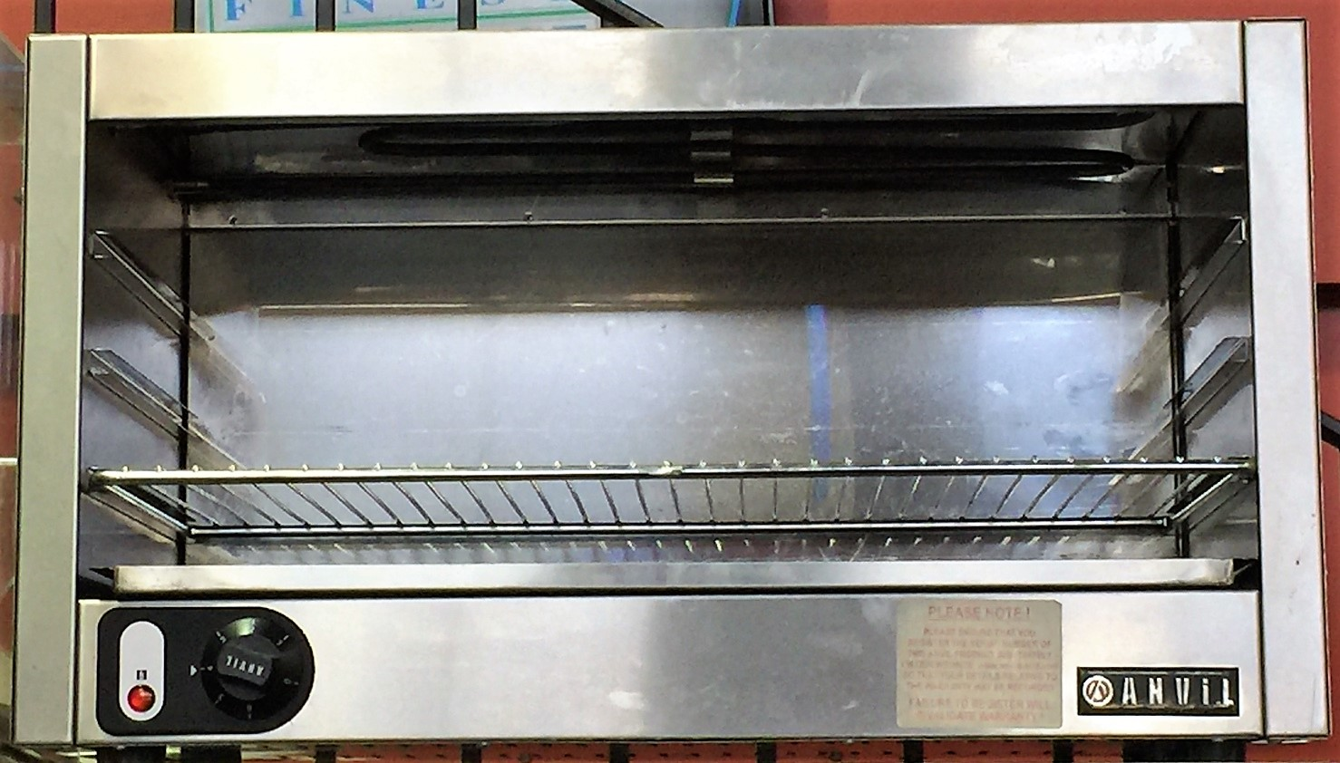 Cheese Melter- Used