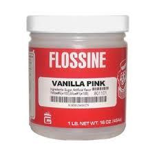 Flossine, Pink Vanilla