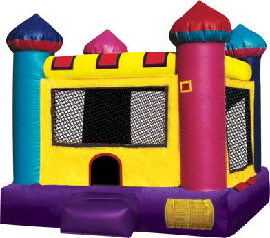 Mini Castle Jumper Rental