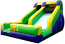 15 Ft. Big Splash Slide with Pool Rental