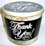 2 Gal Thank You Popcorn Tin