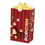 Laminated Popcorn Bag, 32oz. Red- 1000/Case