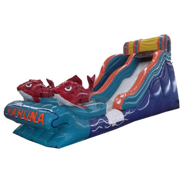 18 Ft. Big Kahuna Water Slide Rental