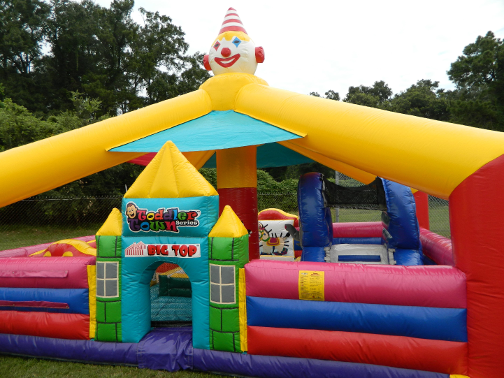 The Big Top Inflatable Rental