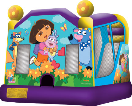 Dora the Explorer Combo Jumper Rental