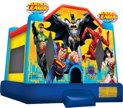 Justice League Jumper Rental