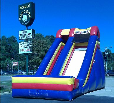 22 Ft. Super Screamer Slide Rental
