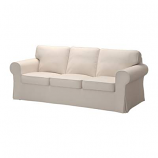 Ivory Cloth Sofa Rental