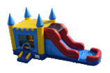 Castle Combo Inflatable Rental