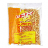 4oz. Fun Pop Corn/Oil/Salt Kit- 36/Case