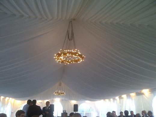 Mobile popcorn and party rentals twinkle nest chandelier rental aloadofball Images