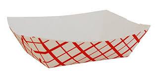 Nacho Tray, Paper 1#- 1000/Case