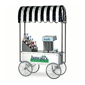 Sno Cone Cart Rental