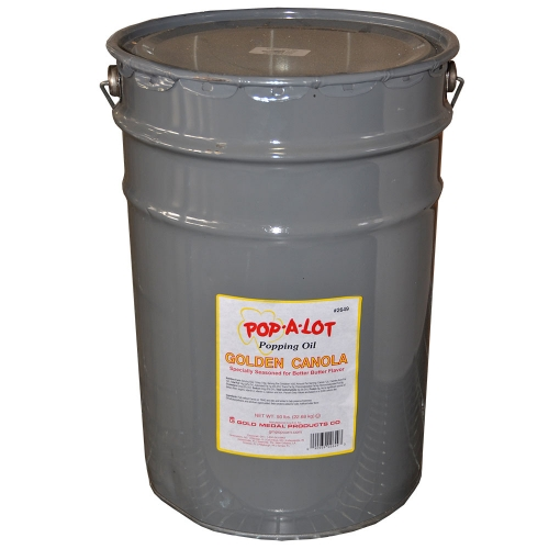 Oil, 50lb Pail Canola Oil