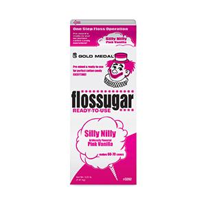 Flossugar, Silly Nilly (Pink Vanilla)