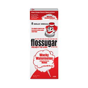 Flossugar, Wacky Watermelon (Watermelon)
