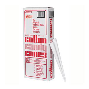 Cotton Candy Cones- 1000/Case