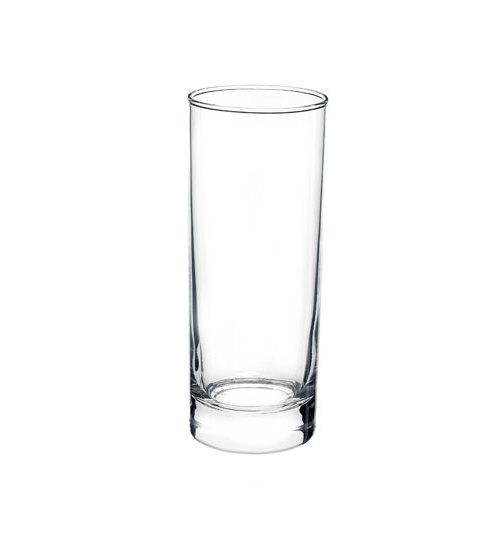 Piazza Glass/Collins Glass Rental (36/Rack)