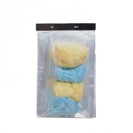 Plain Cotton Candy Bag- 100/Pack