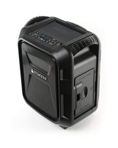 1 Speaker Sound System with Bluetooth and 1 Wired Microphone Rental