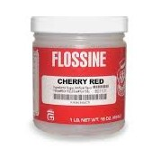 Flossine, Cherry Red