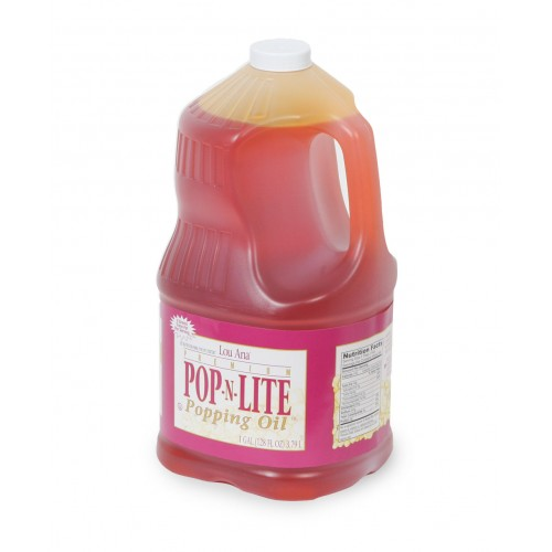 Oil, Pop-N-Lite Oil- 4/Case