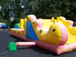 Bug's Life Obstacle Course Rental