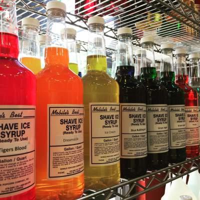 *NEW* Snocone Syrup Bundle (12 pack)