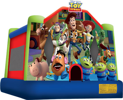 Toy Story 3 Jumper Rental