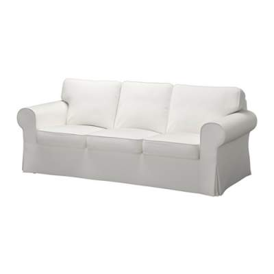 White Cloth Sofa Rental