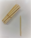 "5 1/2"" Wooden Apple Stick"