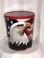 3.5 Gal Proud To Be An American Popcorn Tin