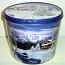 2 Gal Winter Cabin Popcorn Tin