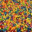 Fruit Mix Popcorn- By the Pound