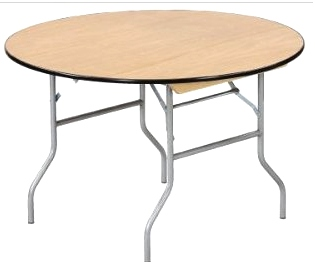 "48"" Round Table Rental"