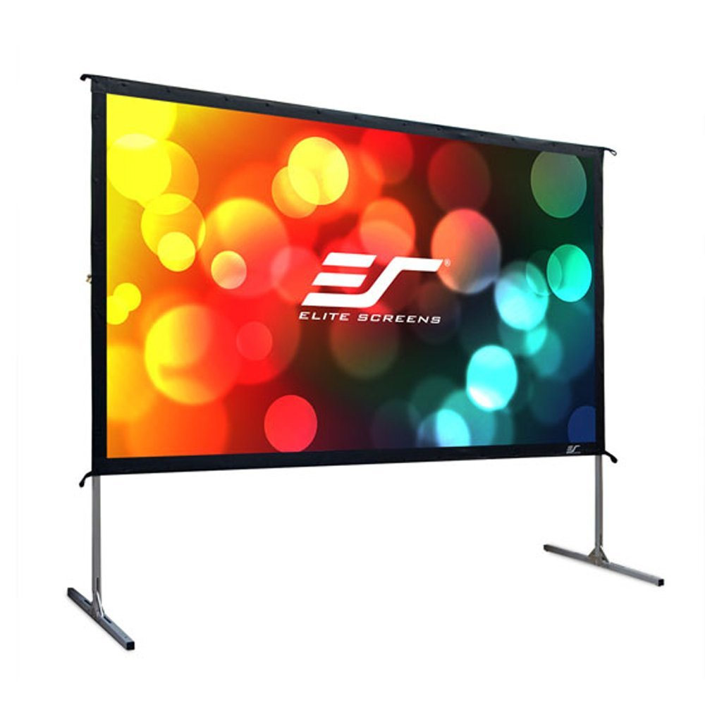 "110"" (diag) Front Projection Screen Rental"