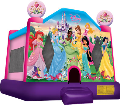 Disney Princess Jumper Rental