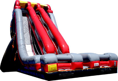 "35 Ft. ""The Edge"" Dry Slide Rental"