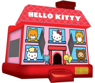 Hello Kitty Jumper Rental