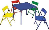 5 Piece Kids Table and Chair Set Rental