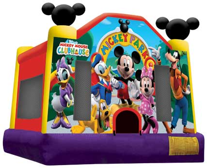 Mickey Park Jumper Rental