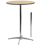 "30"" Round Bistro Table Rental"
