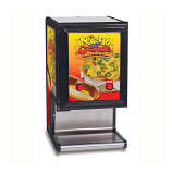 Dual Cheese & Chili Dispenser
