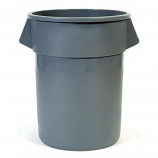 44 Gallon Grey Trash Can Rental