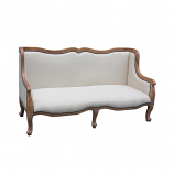 Antiqued Sofa Rental